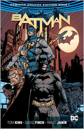 Batman: The Rebirth
